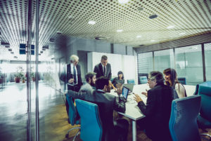 See how a board portal can help directors in a takeover situation with stakeholders