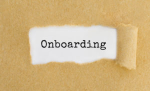 See the best practices for onboarding a new board member