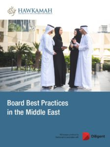 Board Best Practices in the Middle East